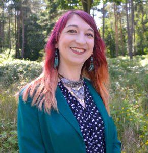Kirsty Nelms marketing consultant portrait