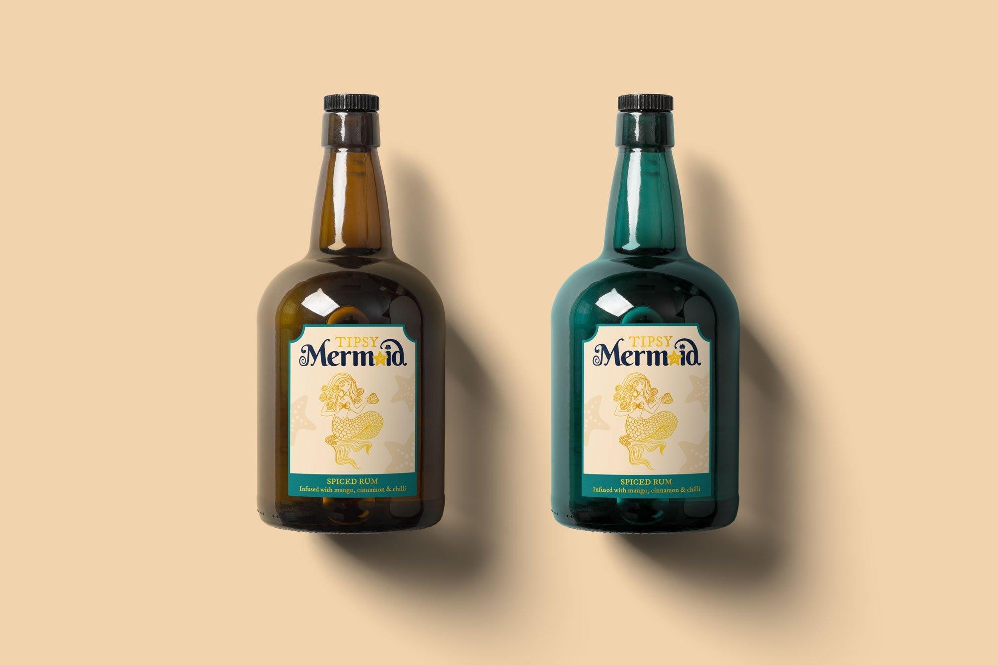 Tipsy-Mermaid-rum-bottles